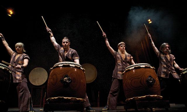 Mugenkyo Taiko Drummers Tour Dates