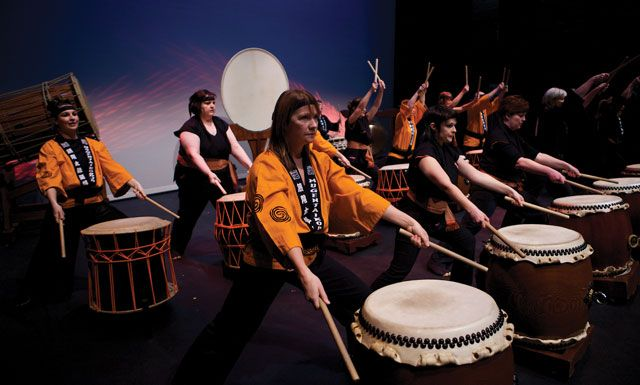 Taiko Drumfest, Livingston